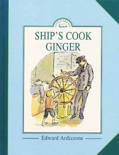 Little Greats 4 books ( Ships Cook Ginger, Dogger, The story About Ping, Mister Magnolia)