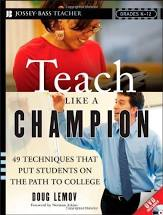 Teach Like a Champion  Doug Lemov