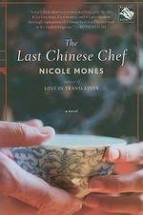 The Last Chinese Chef  Nicole Mones