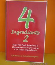 4 Ingredients 2  Kim McCosker & Rachael Bermingham