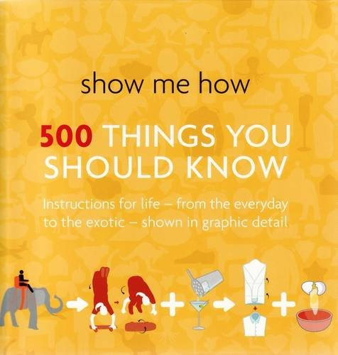 500 Things You Should Know  Murdock Books