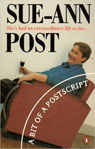 A Bit of a Postscript - Sue-Ann Post