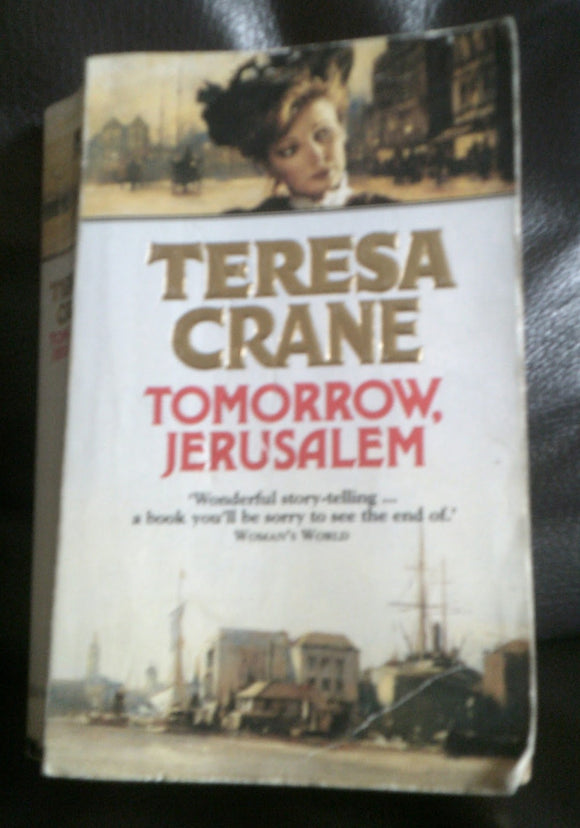 Tomorrow Jerusalem Teresa Crane