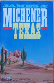 Texas  James A Michener