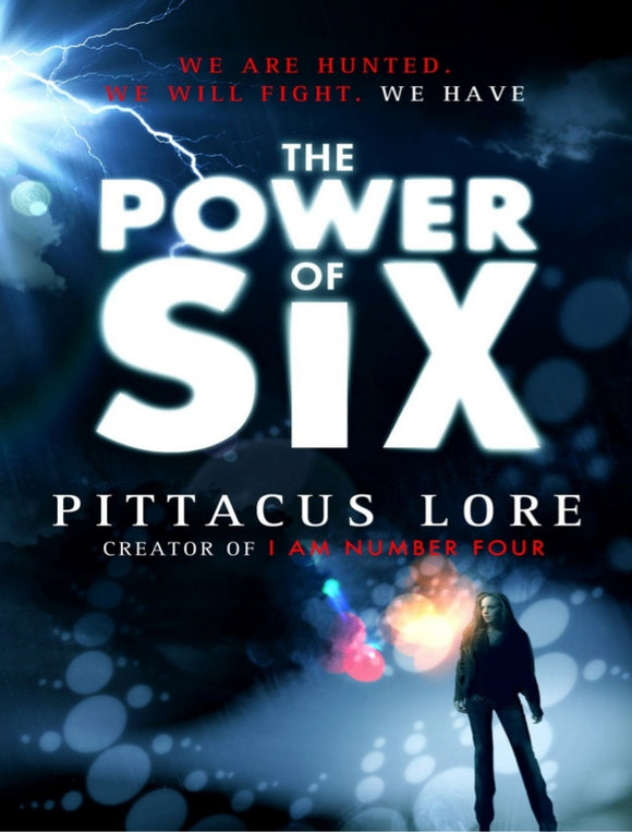 The Power of Six - Pittacus Lore