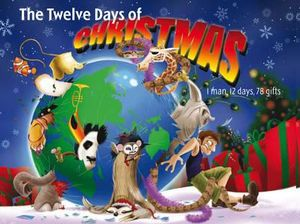 The Twelve Days Of Christmas  Heath Mckenzie