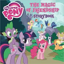My little Pony: The Magic Of Friendship  Cari Meister