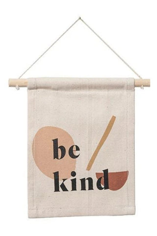 Be Kind Wall Hanging