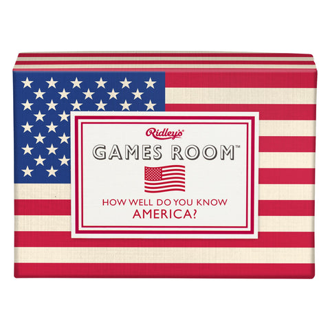 How Well Do You Know America Trivia Game