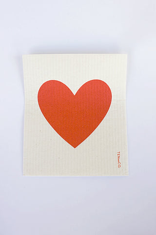 Red Heart - Swedish Dishcloth