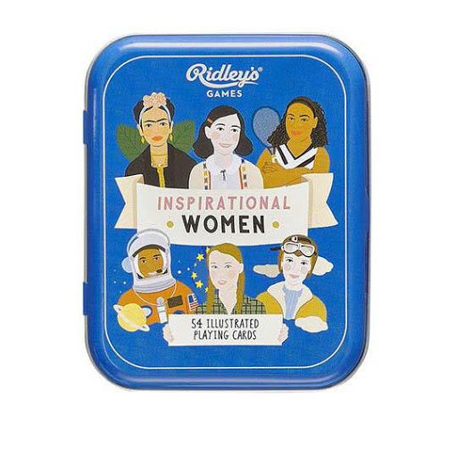 Inspirational Women Playing Cards