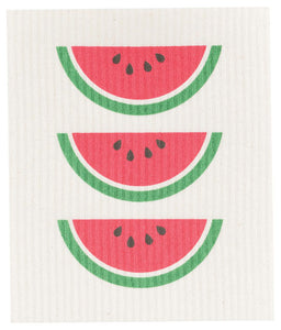 Watermelon - Swedish Dishcloth