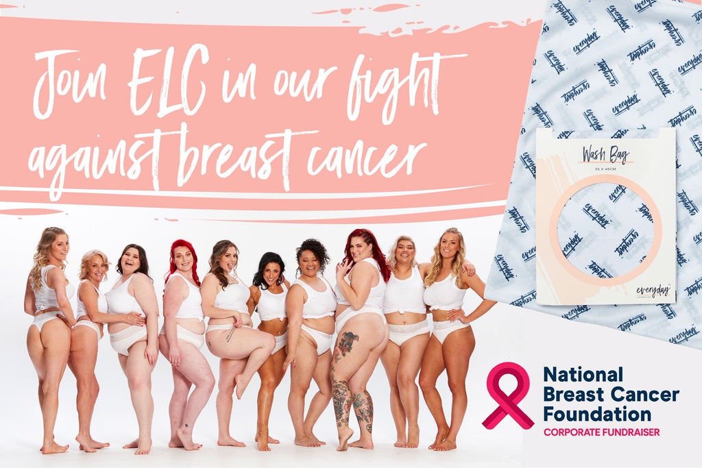 Join ELC in our fight against breast cancer