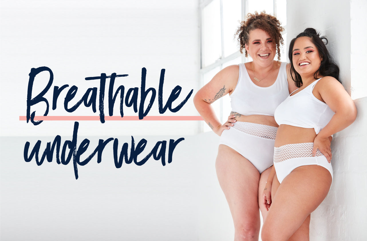 ELC's Guide to The Best Breathable Underwear