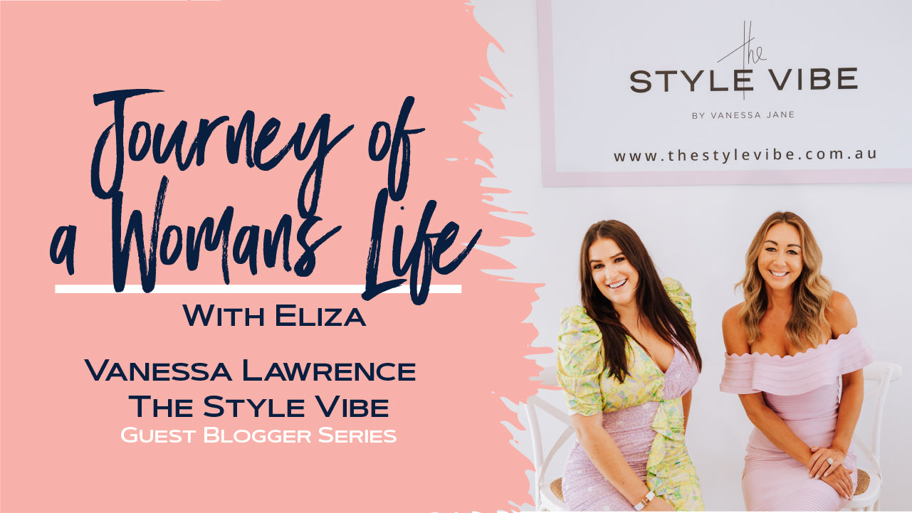 Vanessa Stylist  - The journey of a womans life with Eliza
