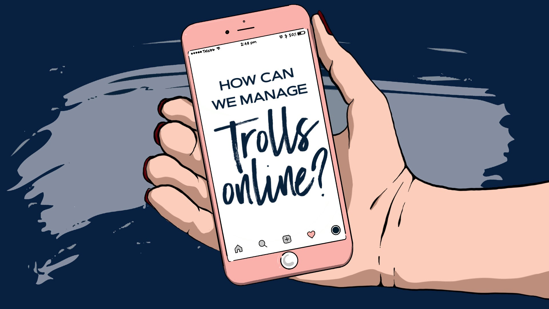 How to manage trolls online? (and make sure you aren't one) – a social guide for 2020