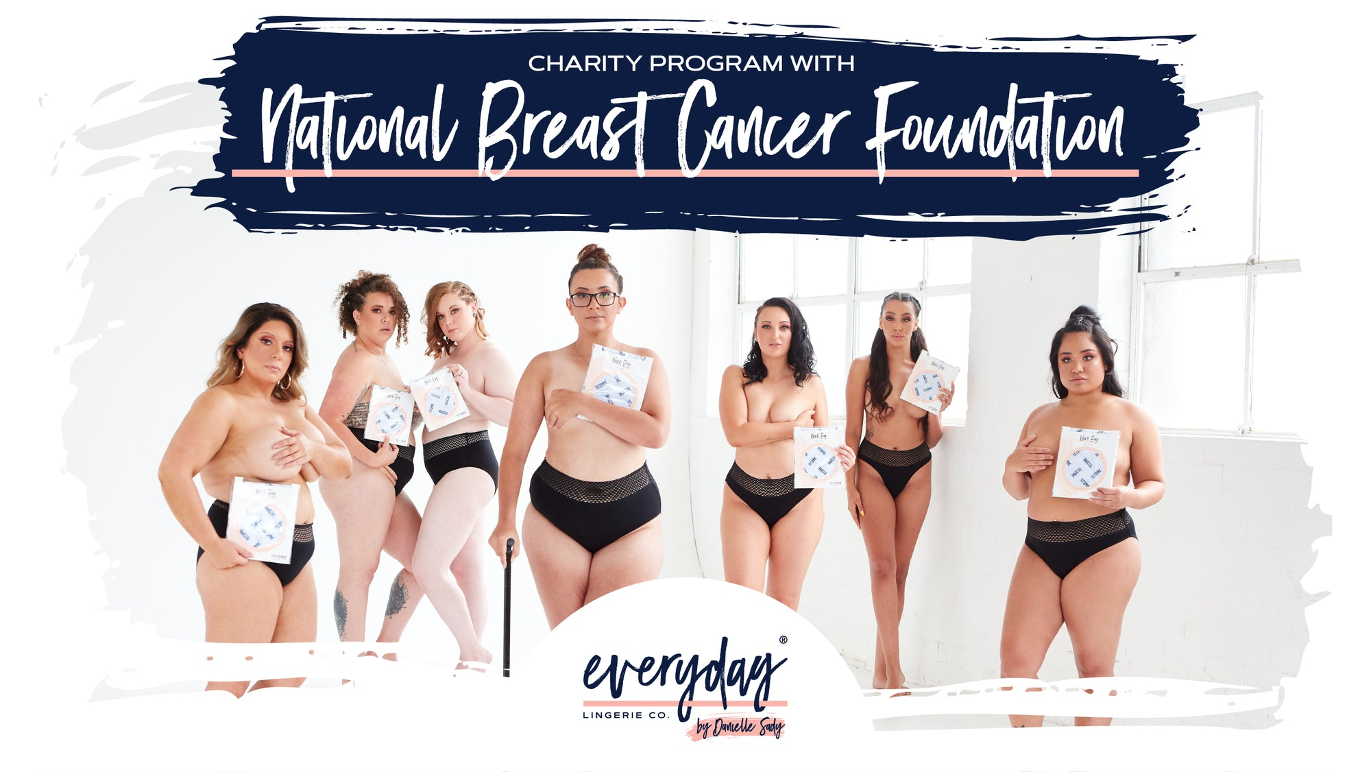 Charity Program with National Breast Cancer Foundation