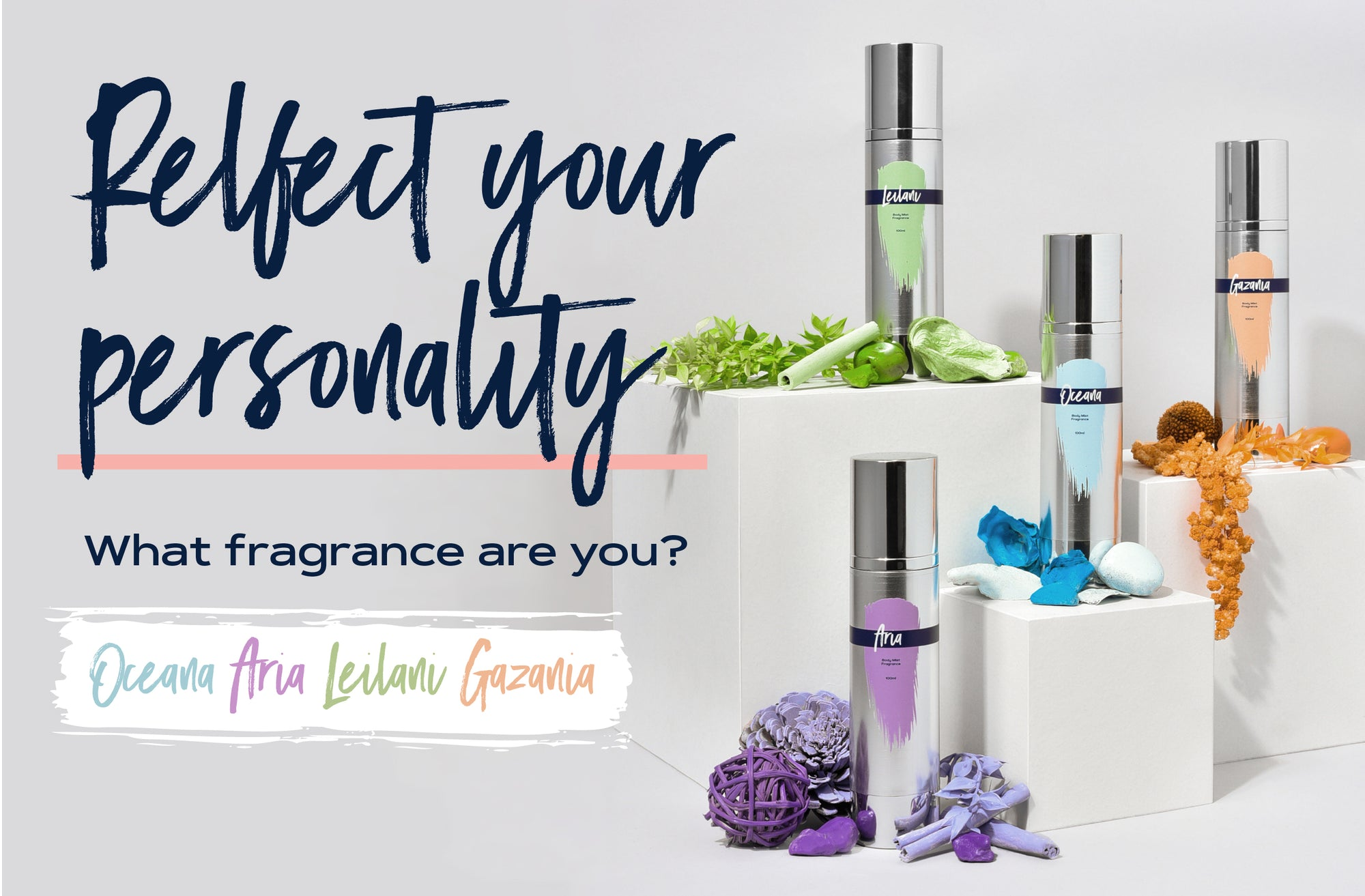 How to choose the right body spray-- What does your fragrance say about you?