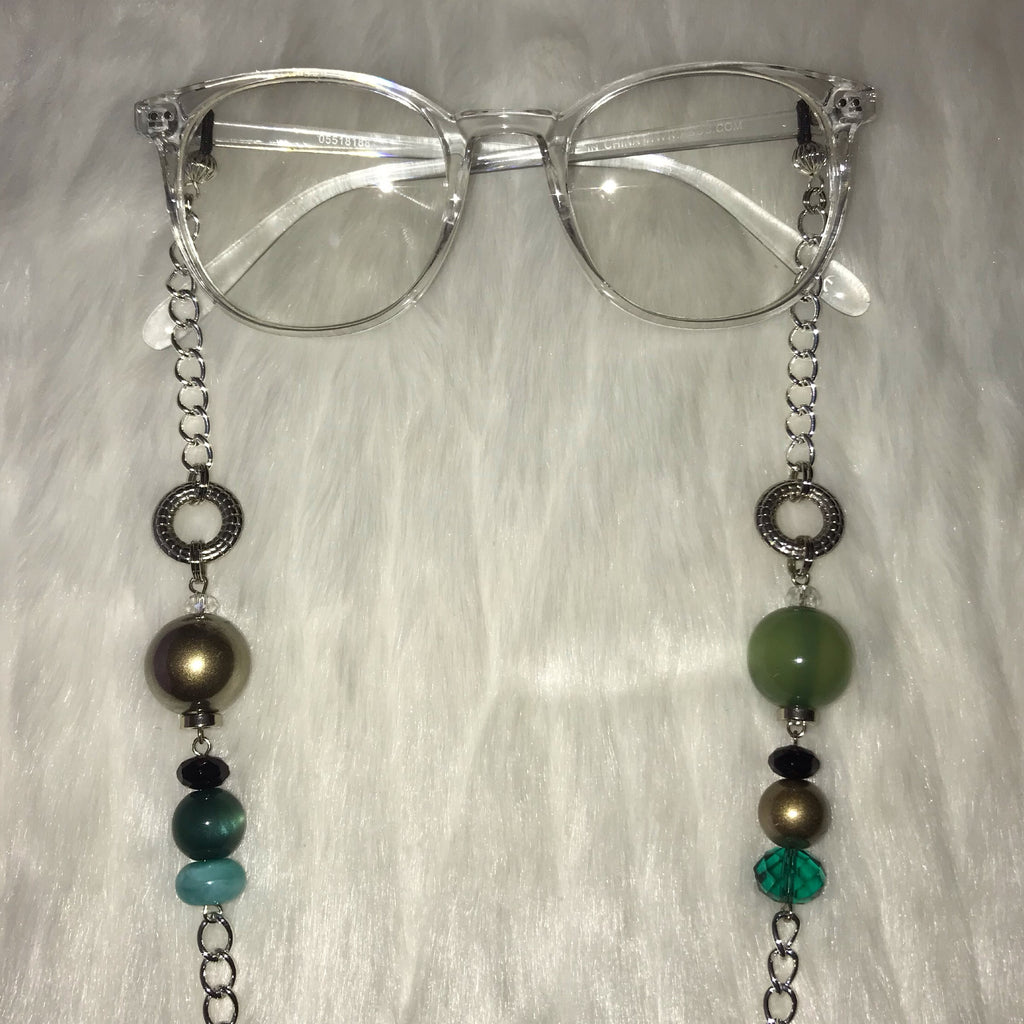 Boba Glasses Chain