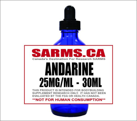 ANDARINE SARM LIQUID SUSPENSION
