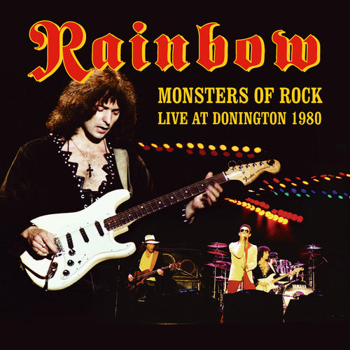 Monsters Of Rock - Live at Donington 1980