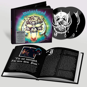 Overkill - Triple LP & Double CD