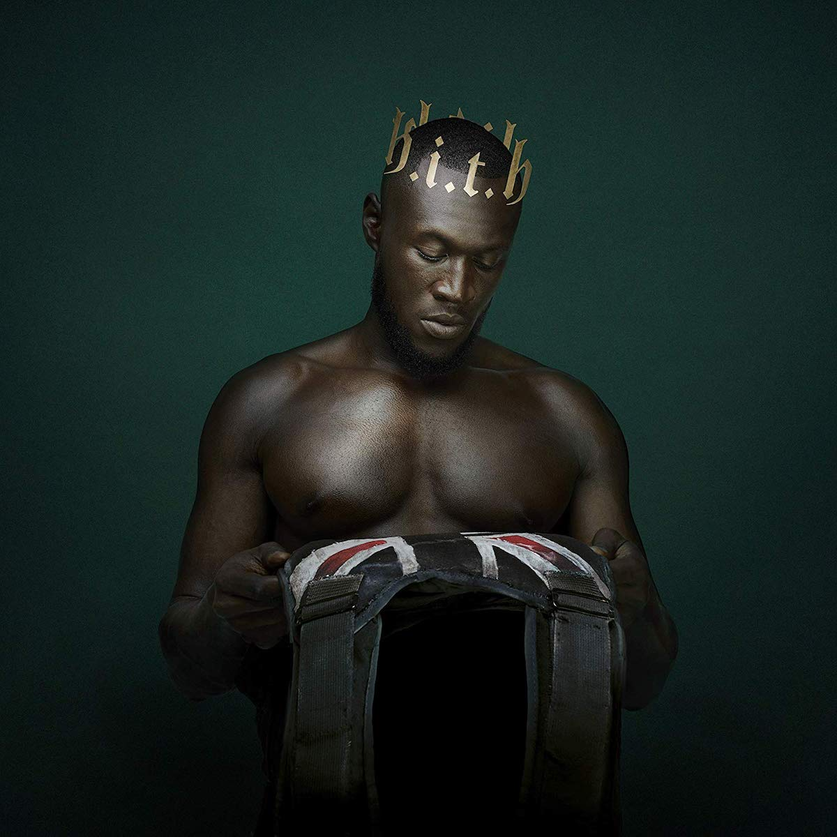 Stormzy Heavy Is The Head Gold Lp Transistor Music