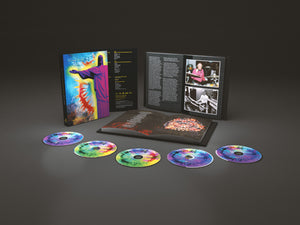 Afraid of Sunlight - Deluxe Box Sets