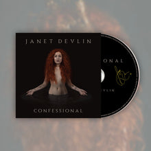 Load image into Gallery viewer, Confessional - Signed CD