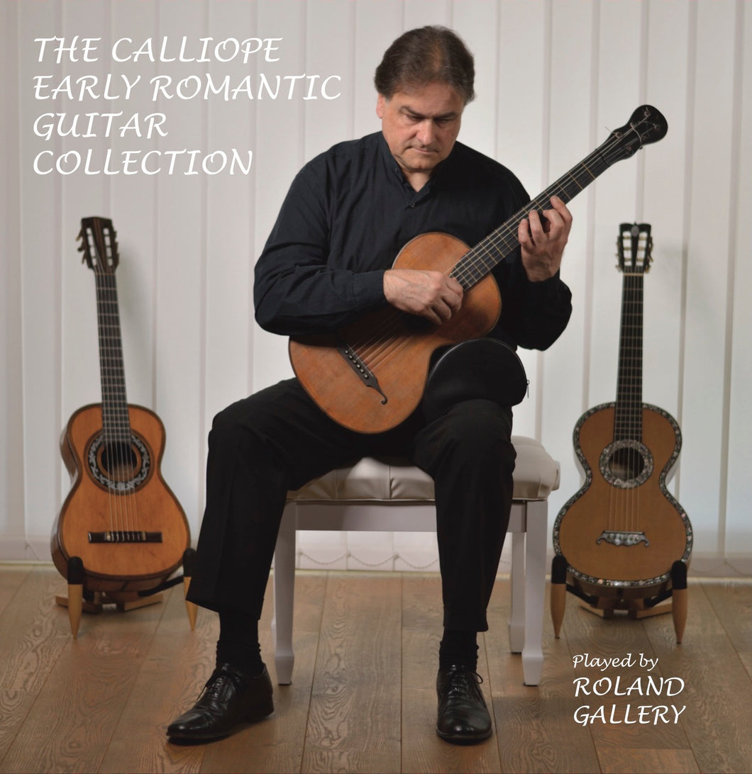 The Calliope Early Romantic Guitar Collection