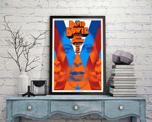 Load image into Gallery viewer, A Clockwork Bowie Art Print