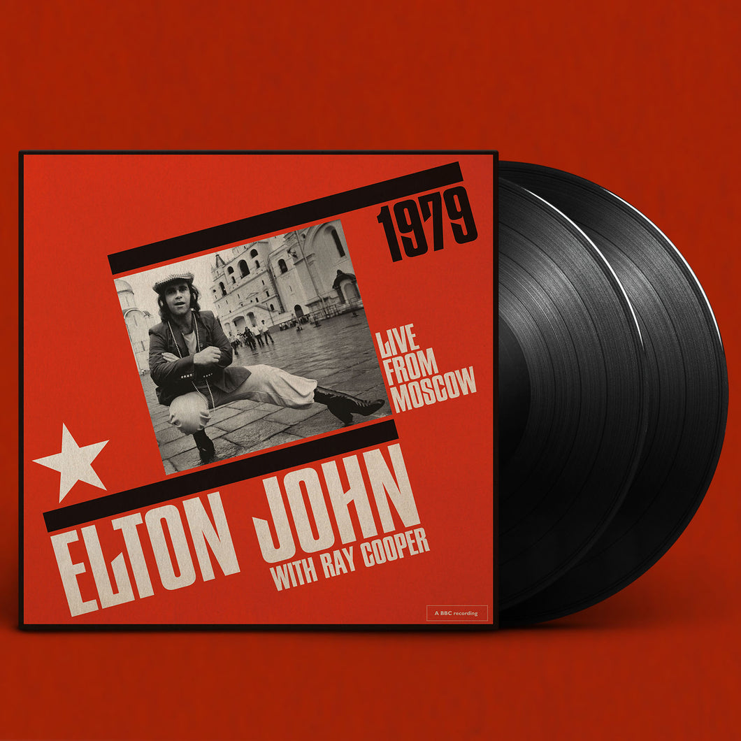 Live From Moscow - 2LP / 2CD