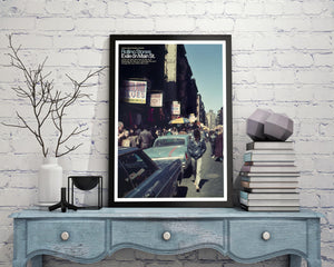 Rolling Stones - Exile On Main St. Art Print
