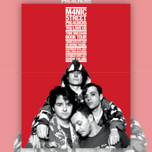 Load image into Gallery viewer, Manic Street Preachers Art Print