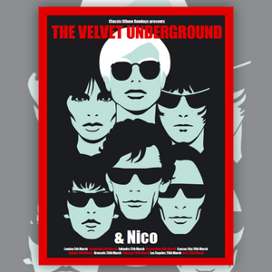 The Velvet Underground & Nico Art Print