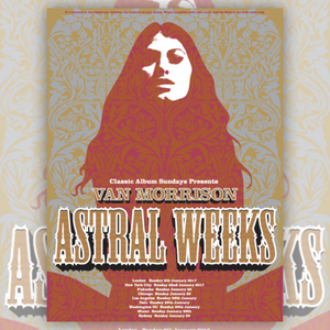 Van Morrison - Astral Weeks Art Print
