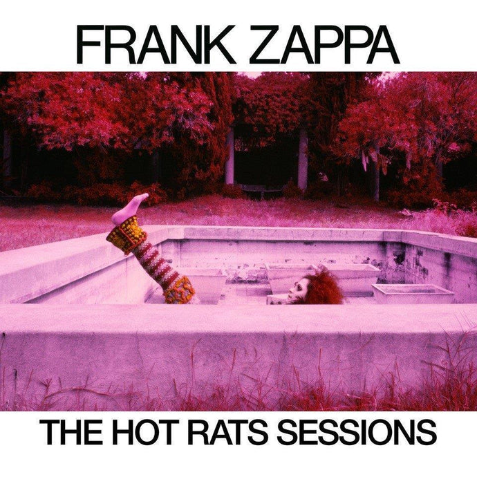 The Hot Rats Sessions - Hot Pink Vinyl / CD Box Set