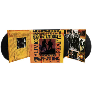 Live In New York City - 3LP