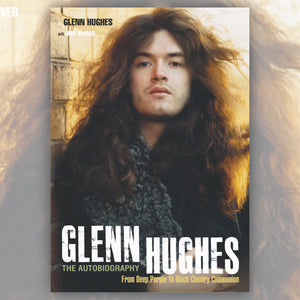Glenn Hughes: From Deep Purple to Black Country Communion