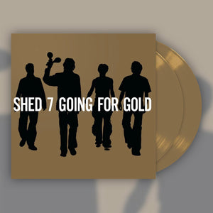Going For Gold - The Greatest Hits - Gold Vinyl
