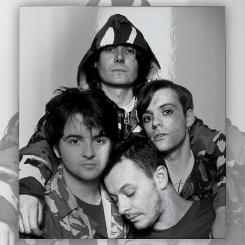 You Love Us: Manic Street Preachers In Photographs 1991-2001