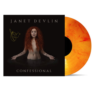 EXCLUSIVE: Confessional - Signed Limited Edition Galaxy LP