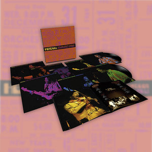 Songs For Groovy Children: The Fillmore East Concerts - 8LP / 5CD Box Set