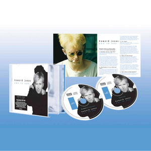 One To One - Translucent Blue LP / Deluxe 3CD/1DVD Set / 2CD Expanded Edition