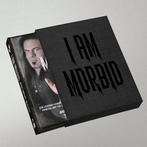 I AM MORBID: David Vincent with Joel McIver - Deluxe Collectors Edition