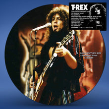 "Load image into Gallery viewer, 20th Century Boy (Broadcast Version)/Midnight - 7"" Blue Vinyl/Picture Disc"