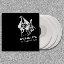 Load image into Gallery viewer, Live On The Road: Koko - Clear 3LP