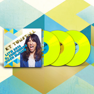 Live at O2 Shepherds Bush Empire - Neon Yellow 3LP