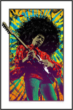 Load image into Gallery viewer, Jimi Hendrix Art Print