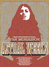 Load image into Gallery viewer, Van Morrison - Astral Weeks Art Print